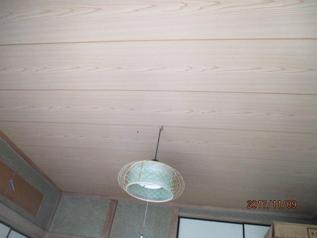 天井張替工事8