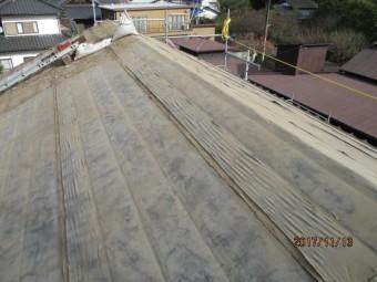 大屋根工事2