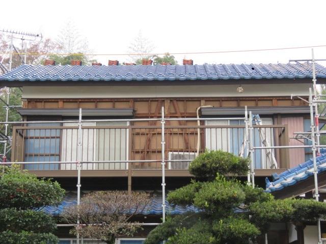 外壁サイディング工事6