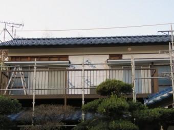 大屋根工事3