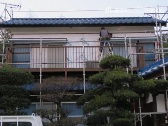 大屋根工事6