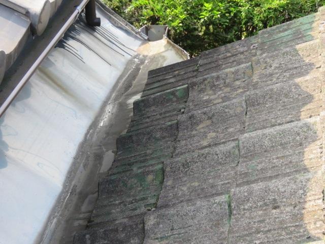 セメント瓦塗装工事