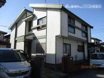 台風被害のお宅