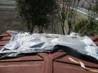 瓦棒屋根工事