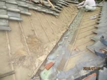 谷雨漏り工事